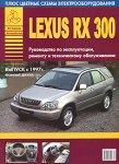 Lexus RX 300. Руководство по эксплуатации, ремонту и техническому обслуживанию